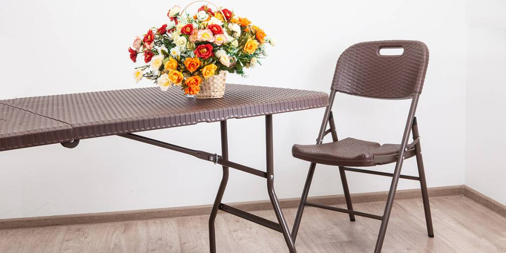 пластиковая складная мебель для сада, отдыха, кемпинга, пикника