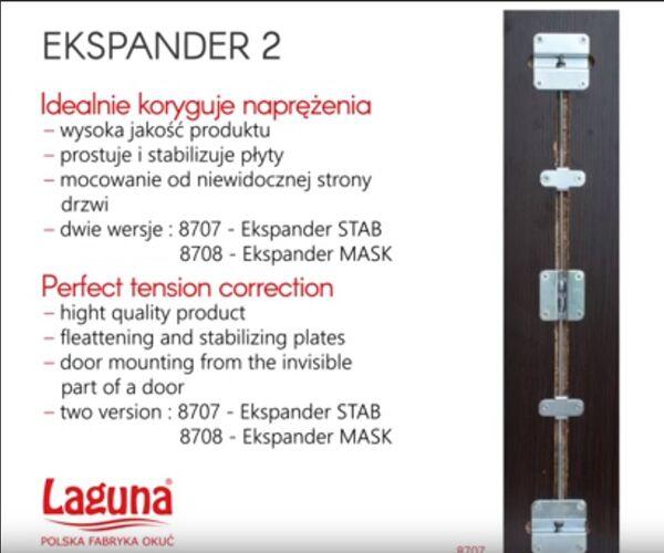 Расширитель / выравниватель ДСП - EXPANDER 2 Laguna