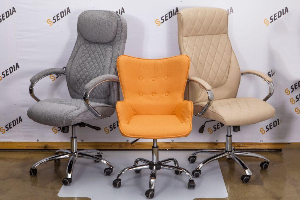 офисные кресла и стулья SEDIA
