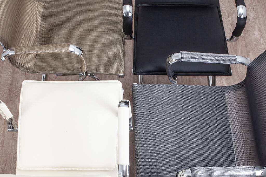 кресла для руководителей, персонала и посетителей