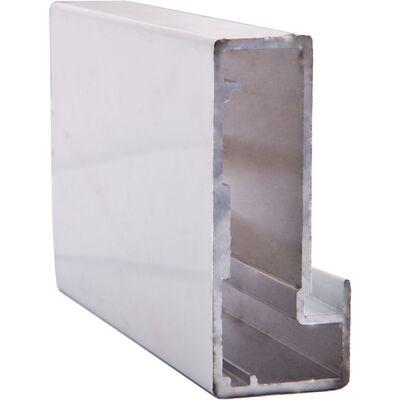 Профиль Z-4 для стеклянной двери - фото 1