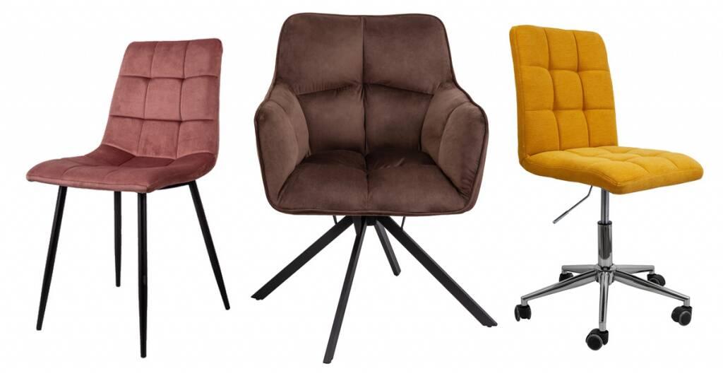 новые модели кресел и стульев от SEDIA