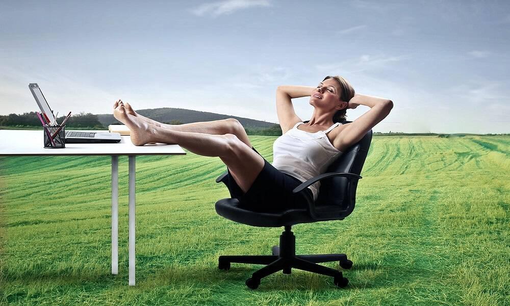 комфорт на рабочем месте