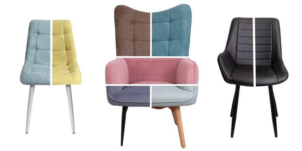 новинки кухонных стульев и мягкой мебели