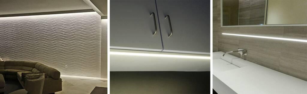профиль LED