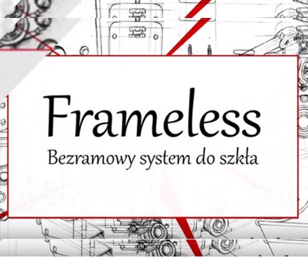 Frameless - безрамочная система для стекла Laguna