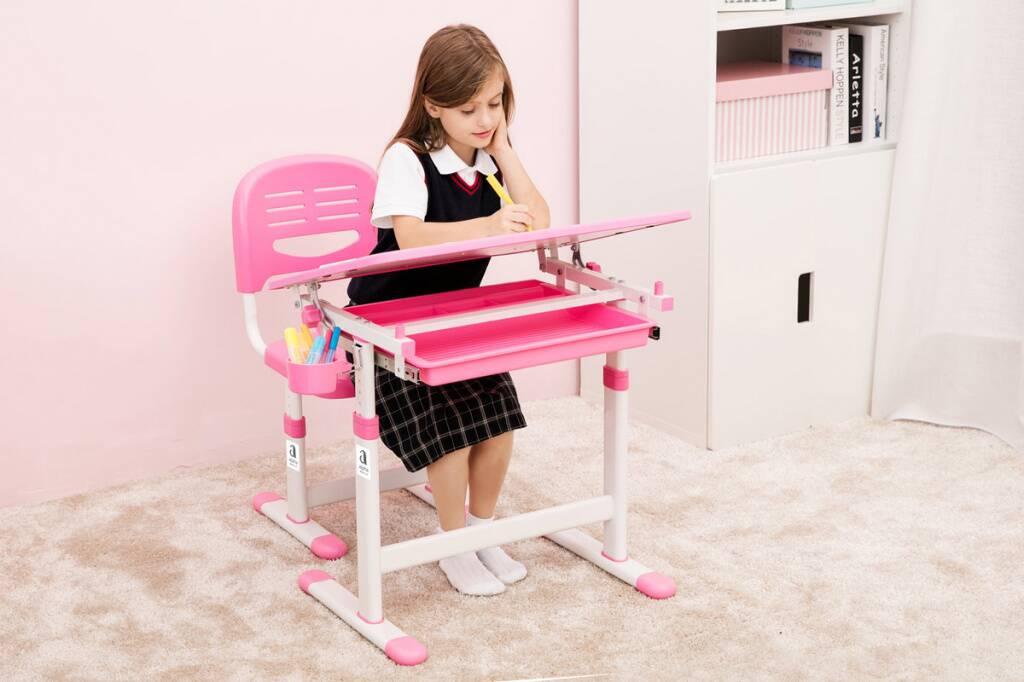 Растущая мебель. Парты, стулья, кресла для детей